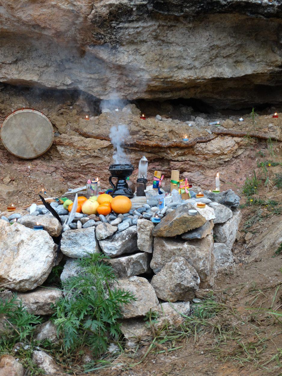 Rocher Burkhan